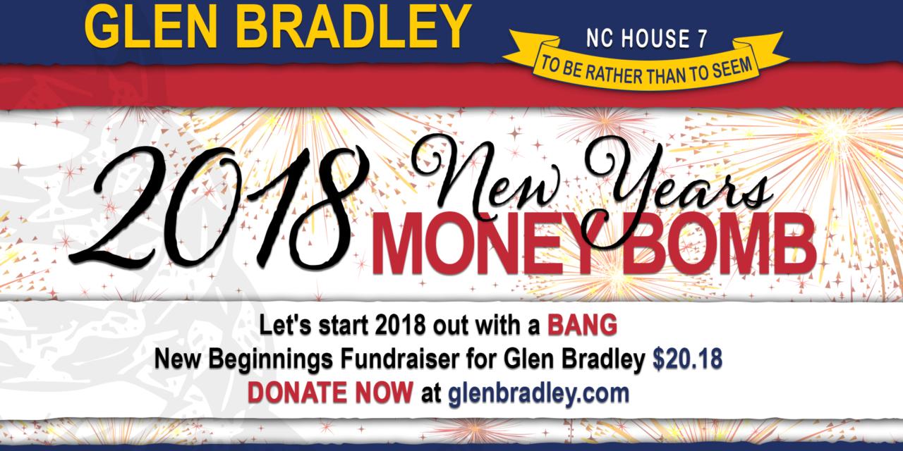 2018 New Years Money Bomb