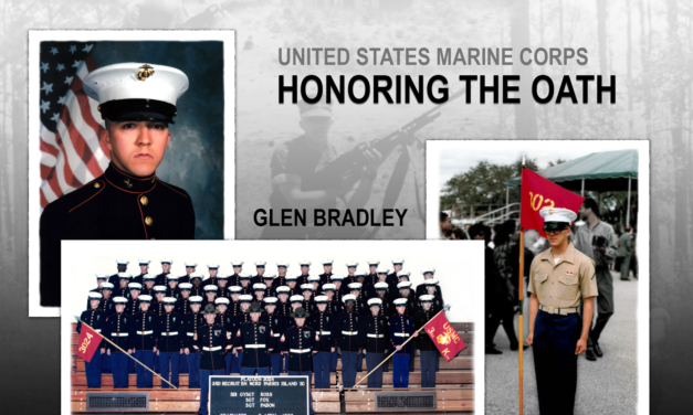 Honoring the Oath – US Marines