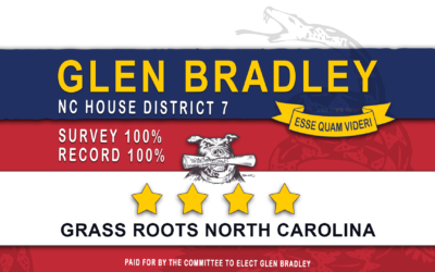 Glen Bradley Receives Maximum Rating by GRNC