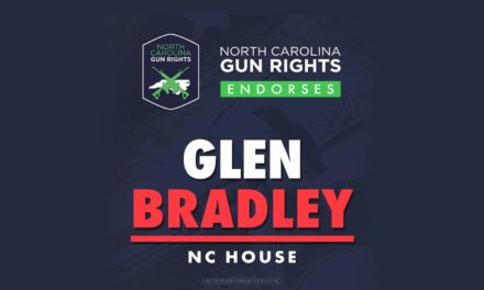 NCGR Endorses Glen Bradley for NC House